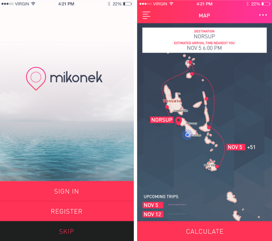 mikonek app enabled