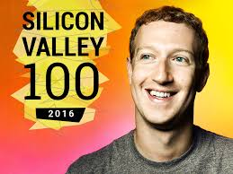 silicon valley 100 2016